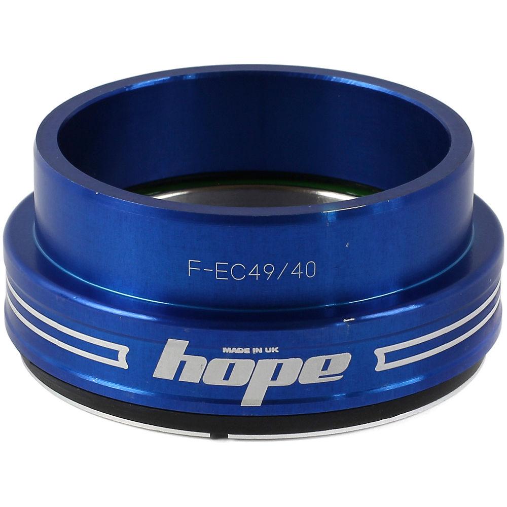 Juego de dirección Hope Pick n Mix (cazoleta inferior) - Azul - ZS55/40 - Type G, Azul