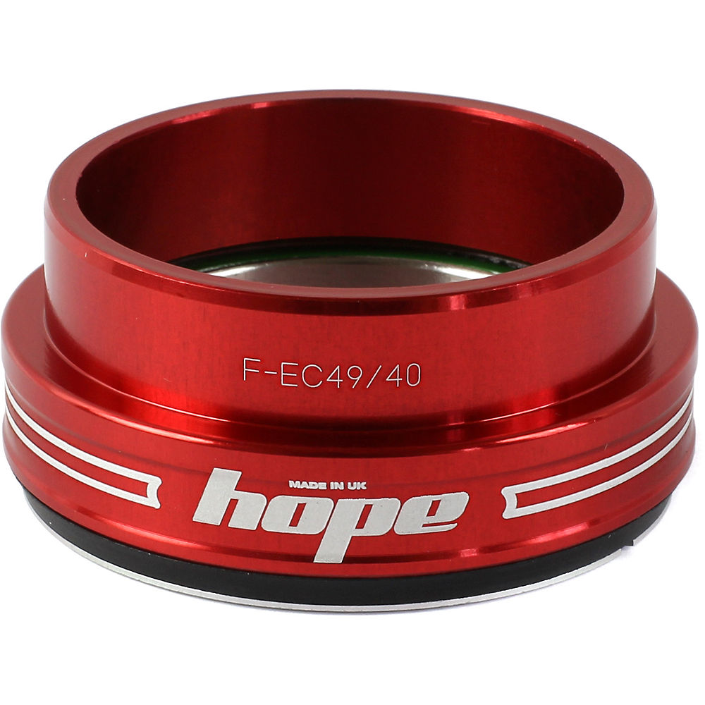 Hope Pick N Mix Headsets - Bottom Cup - Red - Ec44/40 - Type H  Red