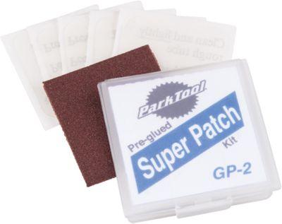 Kit de parches Park Tool Super GP-2