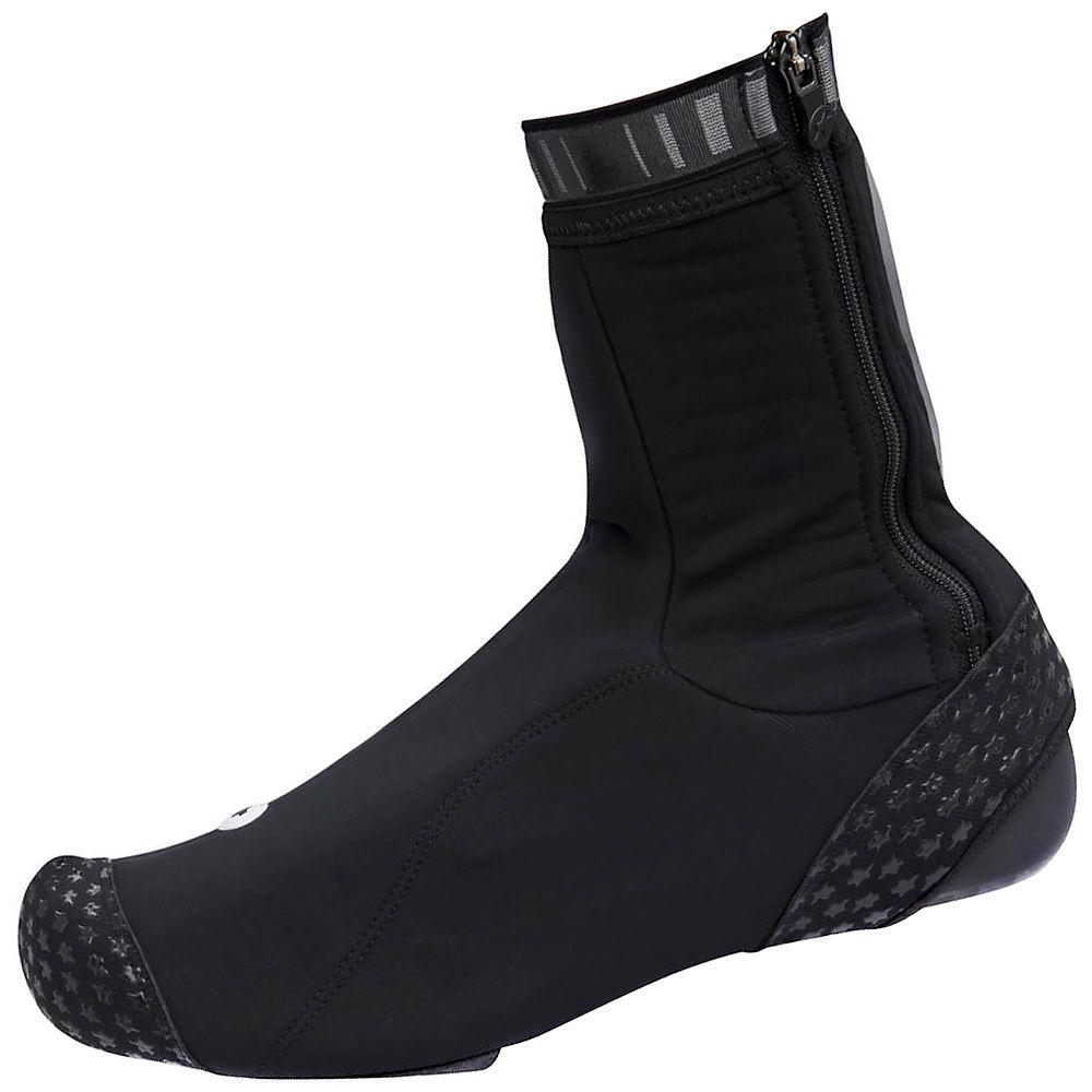 Cubrezapatillas Assos winterBootie S7 2017 - Negro - Size 0, Negro