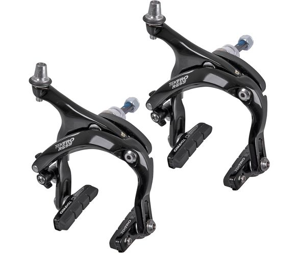 53-73mm Road Bike Dual Pivot Calipers C-Brake System Set TEKTRO R559 Long Arms