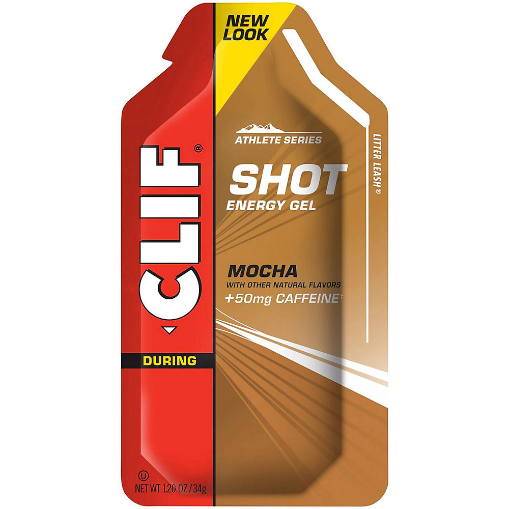 Clif Bar Shot Gels - 34g x 24