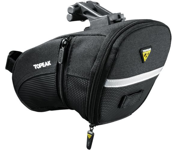 c9bffd5b1695 Topeak Aero Wedge QuickClip Saddle Bag | Chain Reaction Cycles
