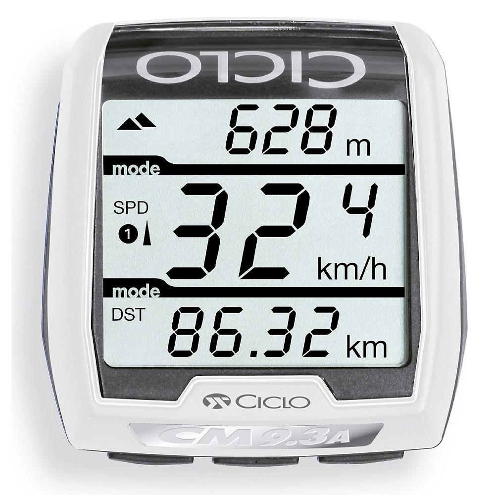 Cuentakilómetros Ciclosport CM 9.3A
