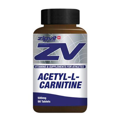 Acetil-L-carnitina Zipvit - 60 pastillas