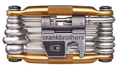 Mini multiherramienta Crank Brothers 19