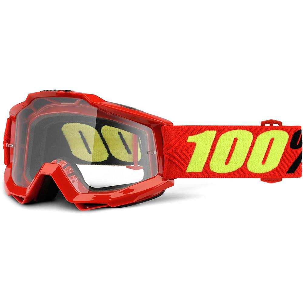 100% Accuri Goggles - Clear - Saarinen - Clear Lens, Saarinen - Clear Lens