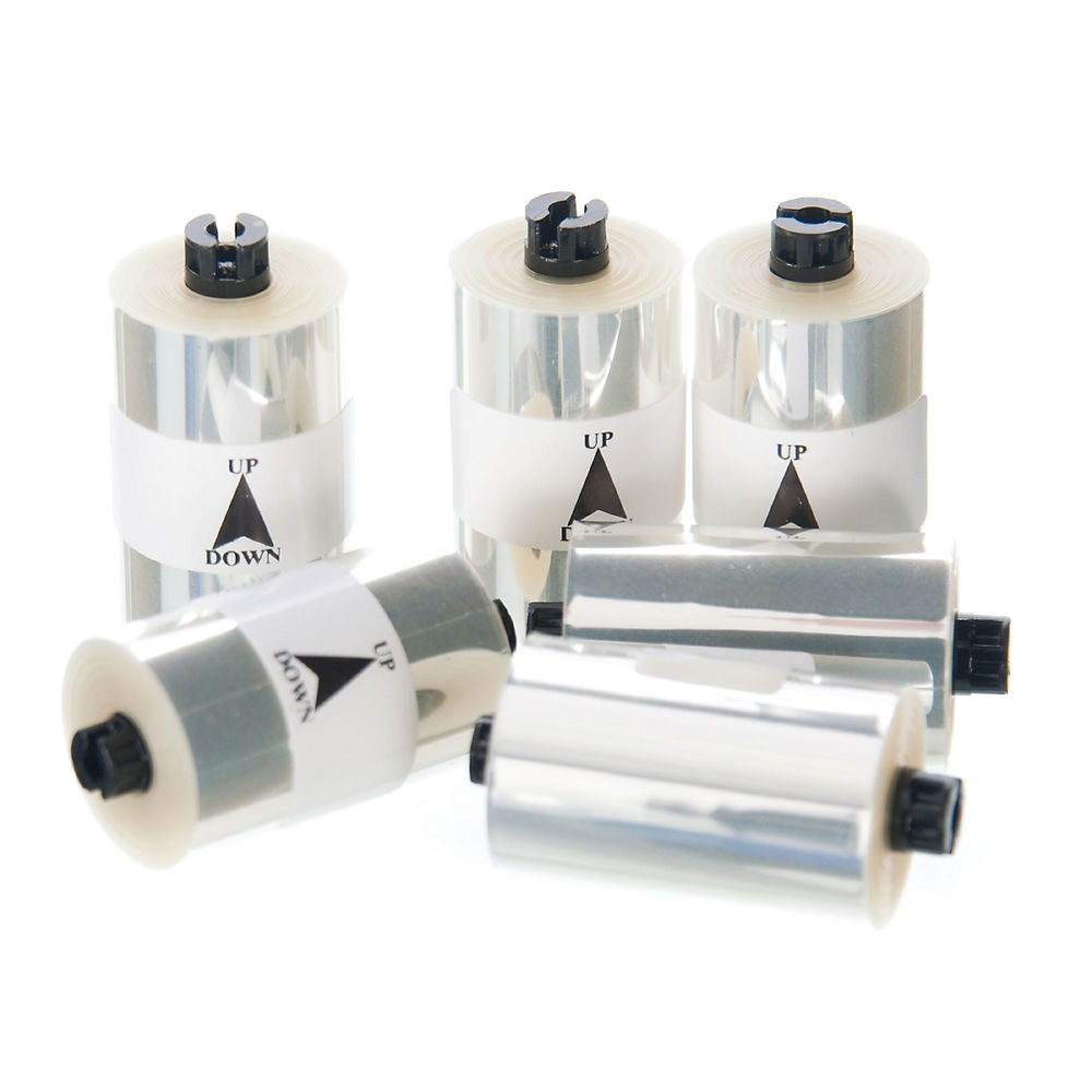 100% SVS Roll Off Films - Clear - 6 Pack, Clear