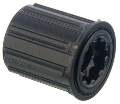 Cuerpo de núcleo de buje Shimano M565 9v