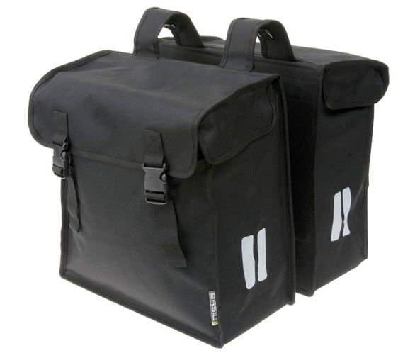 Basil Mara Xxl Double Pannier Bag 47l Chain Reaction Cycles