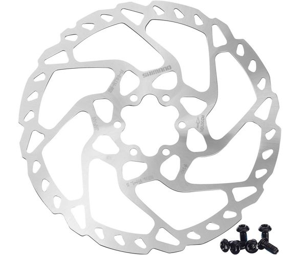 5e12fb882f1 Shimano SLX-Zee-Deore RT66 6-Bolt Disc Rotor | Chain Reaction Cycles
