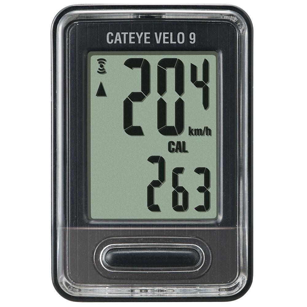 Cuentakilómetros Cateye Velo 9 funciones