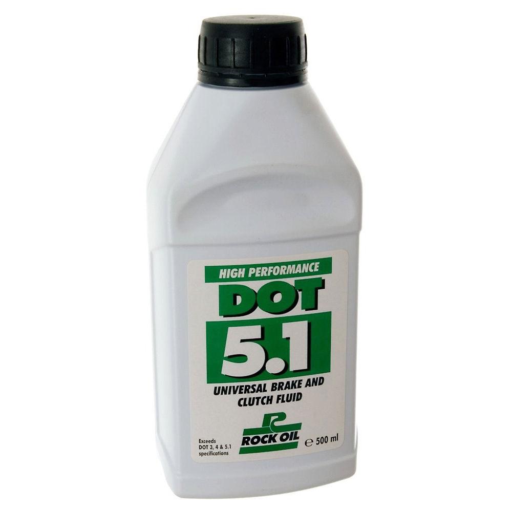 Rock Oil Hydraulic Brake Fluid Dot 5.1