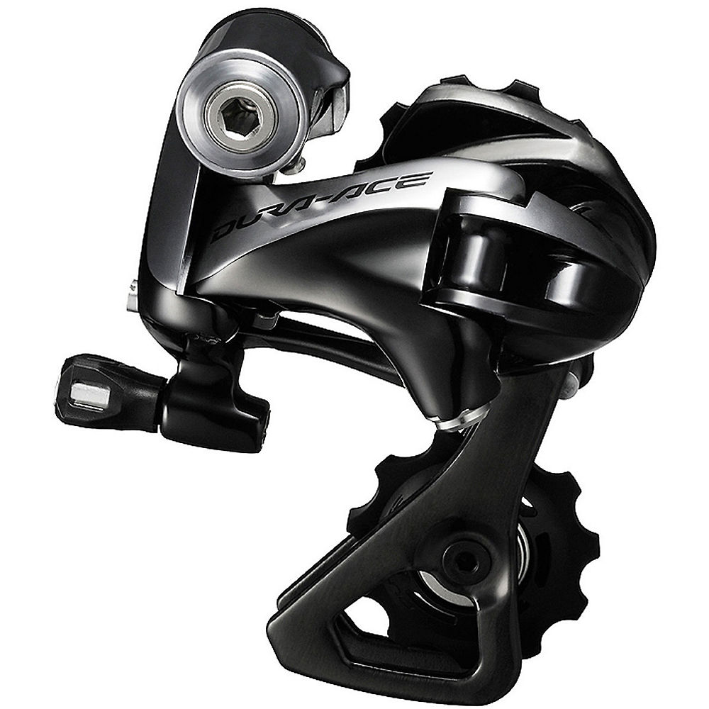 Shimano Dura-Ace 9000 11 Speed Rear Mech – Black – Short Cage, Black