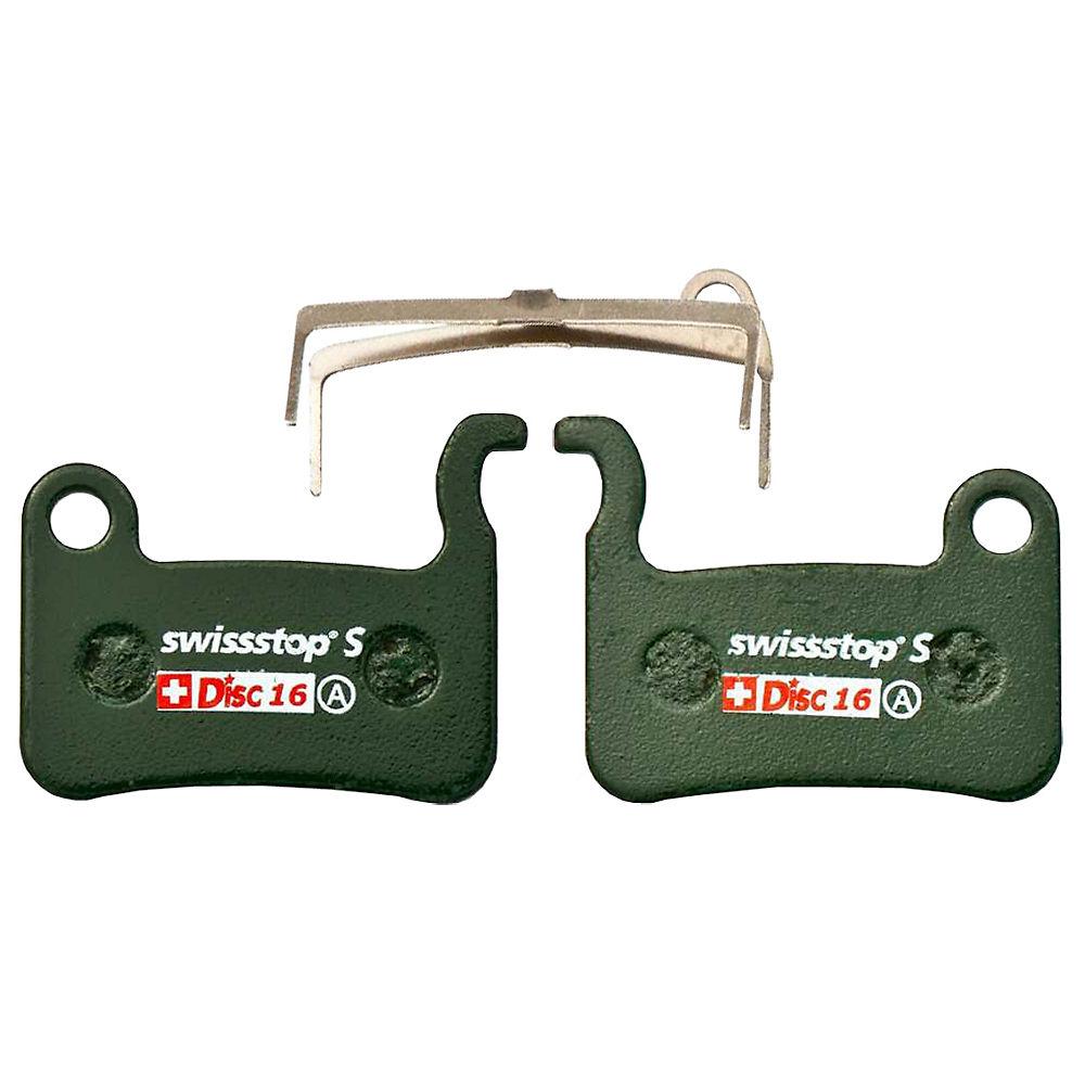 SwissStop Shimano XTR-XT-Saint M800-SLX-LX Pads - D16 - Organic