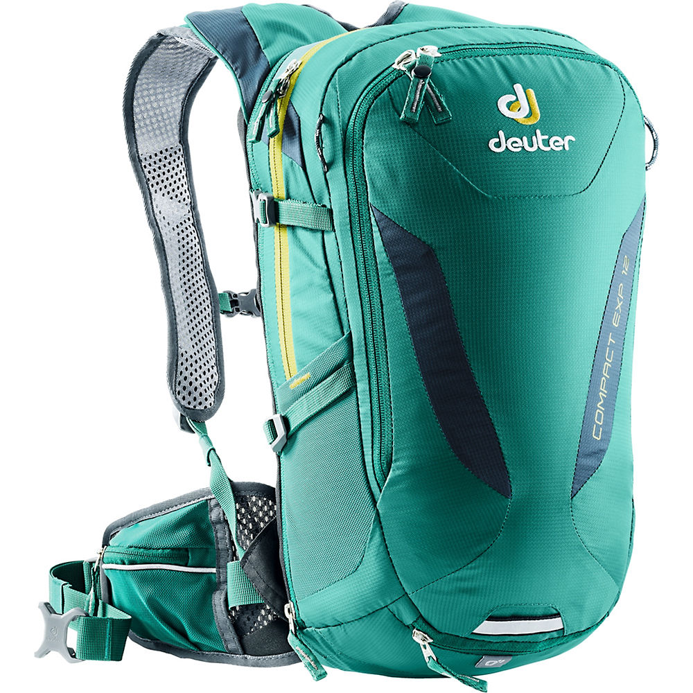 Image of Sac à dos Deuter Compact EXP 12 - Alpine Green/Midnight