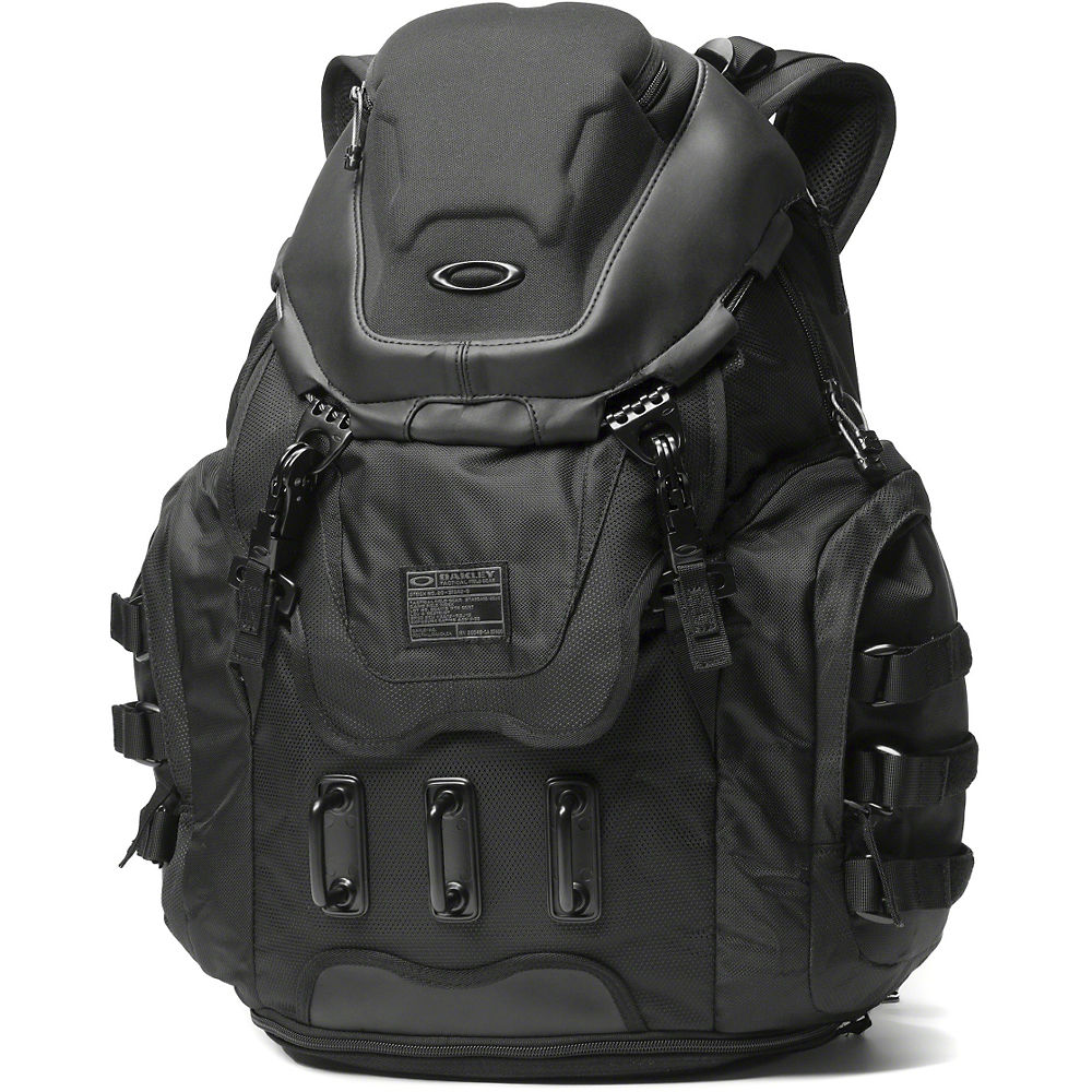 Oakley Kitchen Sink Backpack – Stealth Black – 34L, Stealth Black