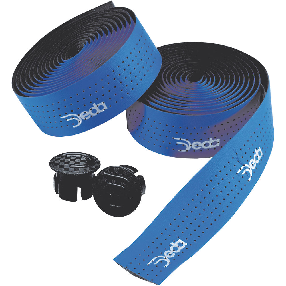 Deda Elementi Mistral Bar Tape - Blue, Blue