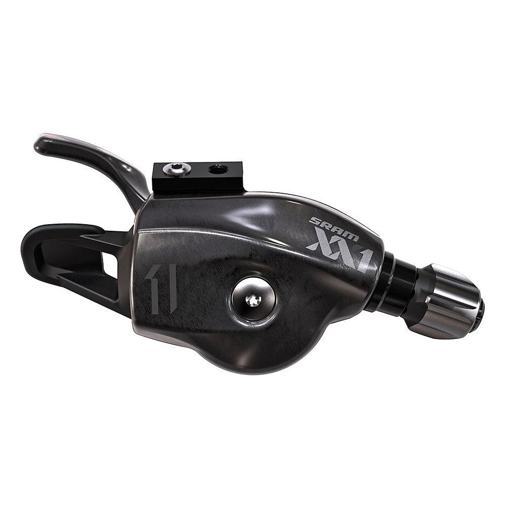 Sram Xx1 11 Speed Trigger Shifter - Black-black Logo - Rear  Black-black Logo
