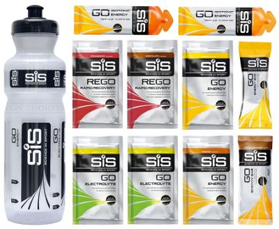 Pack de resistencia Science In Sport
