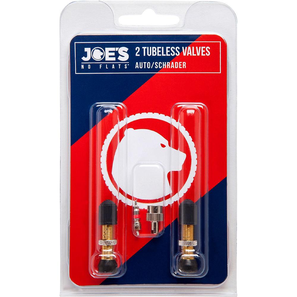 Kit de válvula tubeless Joe's No Flats Schrader