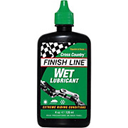 Finish Line Cross Country Wet Chain Lube 120ml
