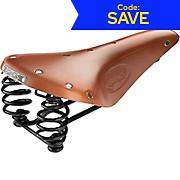 Brooks England Flyer Steel Saddle