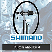 Shimano Custom Road Rear Wheel