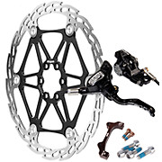 Hope Stealth Race X2 Evo Disc Brake + Rotor