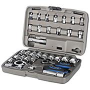 X-Tools 34 Piece Go-Through Socket Set