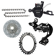 Shimano XT 1x10sp Gear Kit Groupset Bundle
