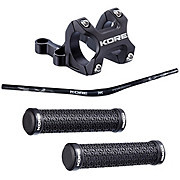 Kore Torsion Race Handlebar + Stem Bundle