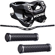 Kore OCD M35 Handlebar + Stem Bundle