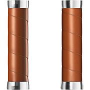 Brooks England Slender Leather Grips