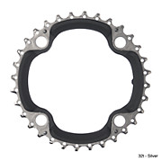 Shimano SLX FCM660 9 Speed Triple Chainrings