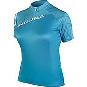 Endura Womens Single Track Jersey SS15