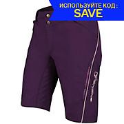 Endura Womens SingleTrack Lite Shorts AW16