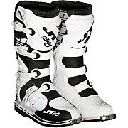 JT Racing Podium MX Boot - White - Black 2017