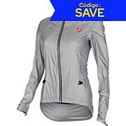 Castelli Womens Donnina Rain Jacket 2017