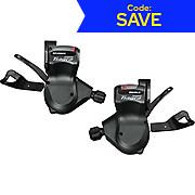 Shimano Tiagra 4700 2x10sp Flat Bar Shifter Set