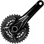 Shimano Deore M627 10 Speed Double Chainset