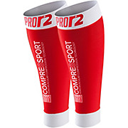 Compressport Pro Racing R2 Swiss Calf Guards 2017
