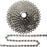 Shimano XTR M9000 11sp Cassette + Chain Bundle