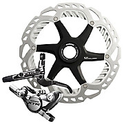 Shimano XTR M9000 Race Disc Brake + Rotor Bundle