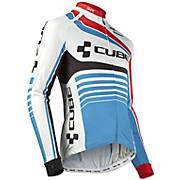 Cube Teamline Long Sleeve Jersey 2016
