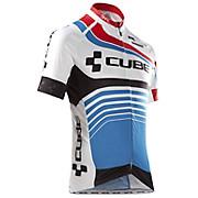 Cube Teamline Short Sleeve Jersey 2016