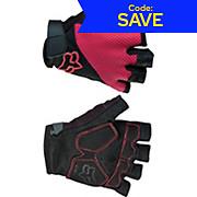 Fox Racing Womens Reflex Short Gel Gloves SS16