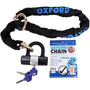 Oxford Chain8 Chain Lock & Mini Shackle