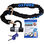 Oxford Chain8 Chain Lock & Mini Shackle