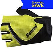 Santini Studio Micro Mesh Gel Mitt SS16